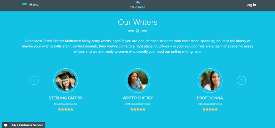 studarea.com writers