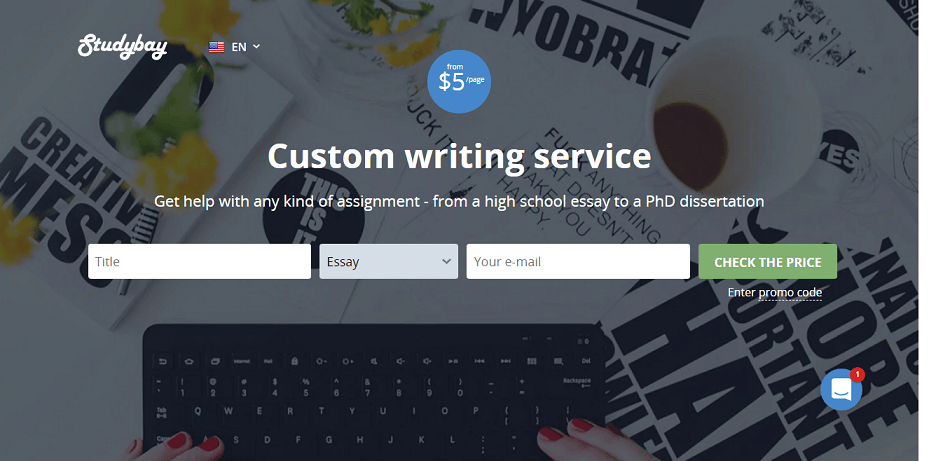studybay.com order
