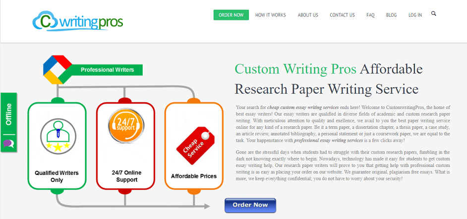 custom writing pros review