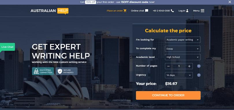 australian help review