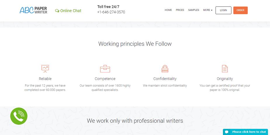 abcpaperwriter.com principles