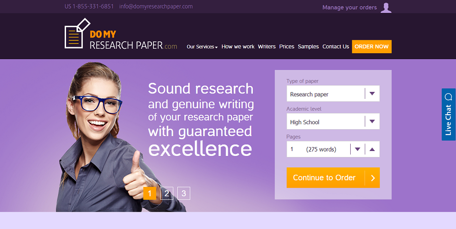 Do my researchpaper