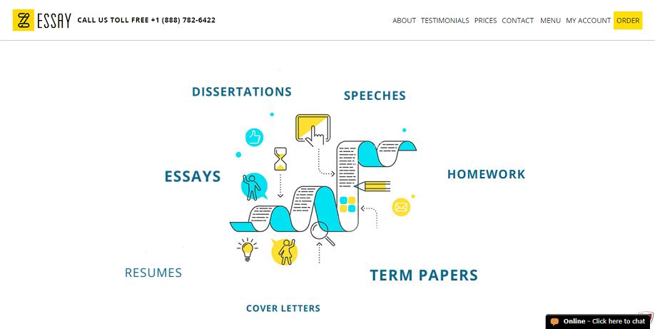 zessay.com services