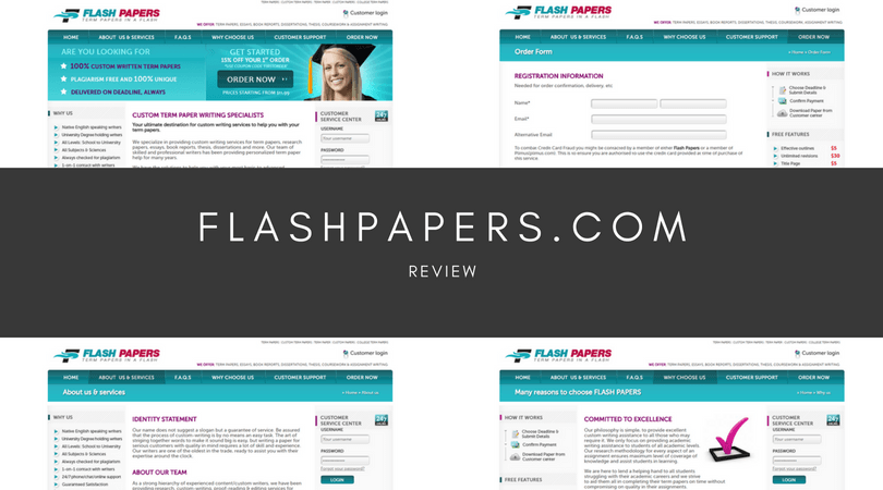 flashpapers.com review