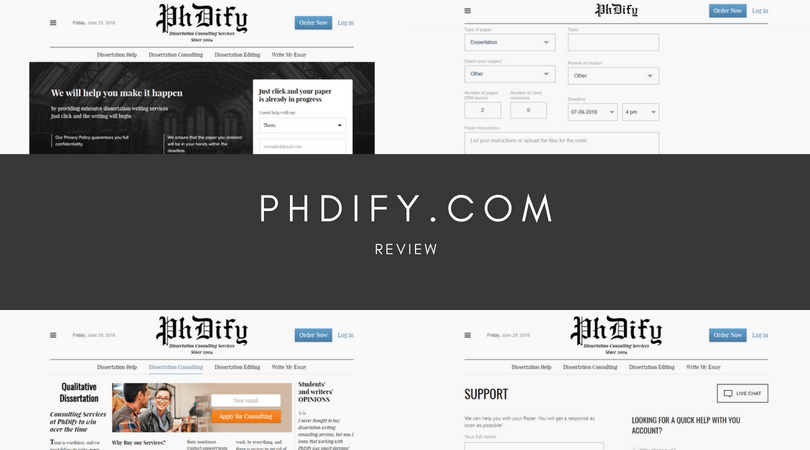 phdify.com review