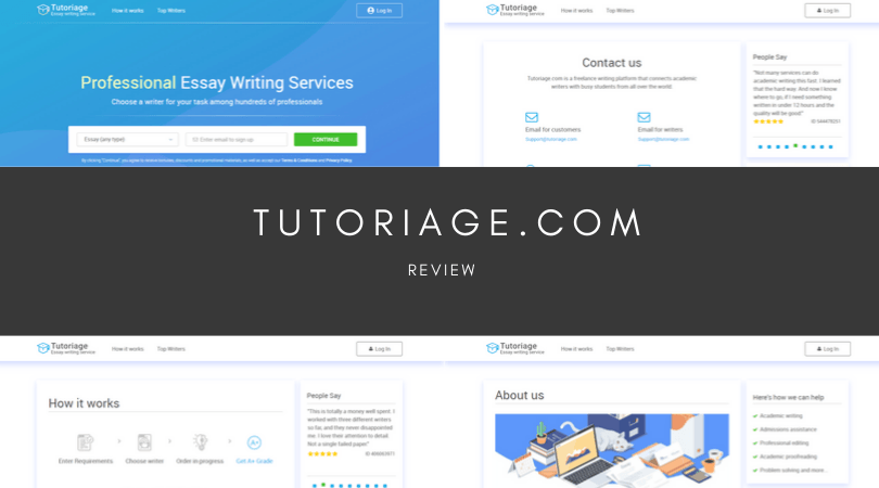 tutoriage.com review