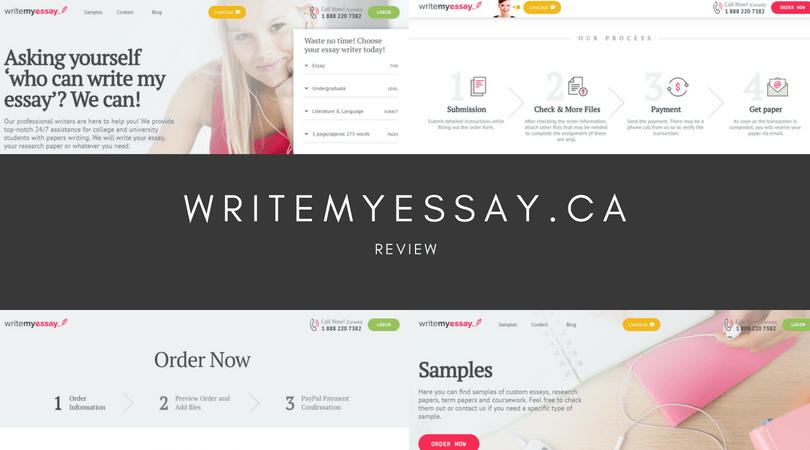 writemyessay.ca review