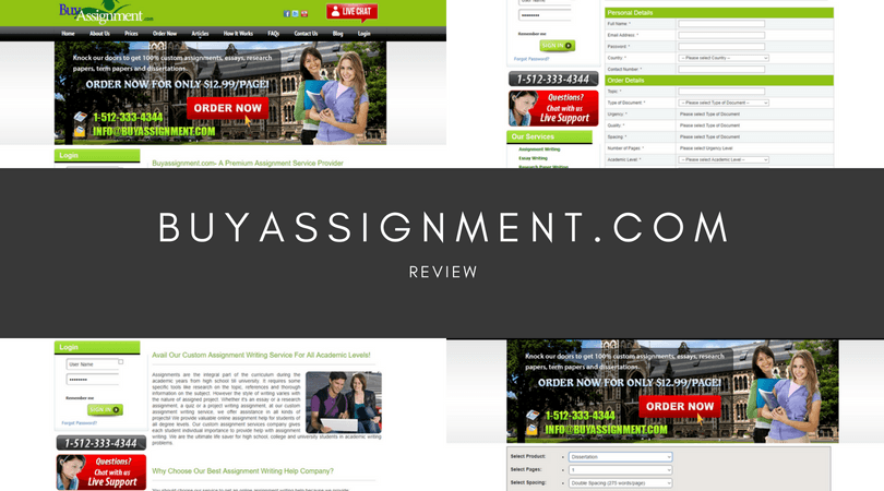 buyassignment.com review