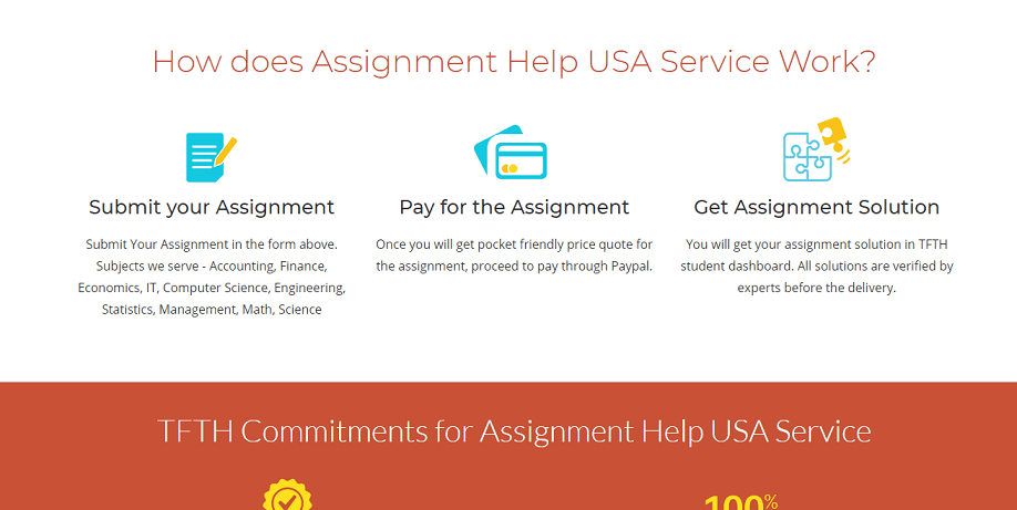thanksforthehelp.com assignment help