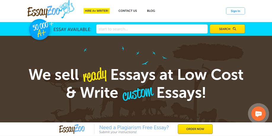 essay zoo review