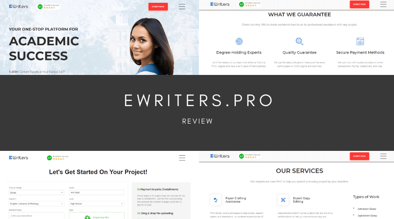 ewriters.pro review